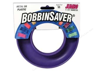 Blue Feather Products, Inc: BobbinSaver Bobbin Holder Jumbo Purple