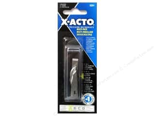 Xacto: X-Acto Replacement Blades #1 Assortment 5 pc.