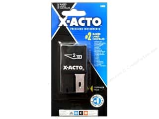 Xacto Craft Knife Blade: X-Acto #2 Large Fine Point Blades 15 pc.