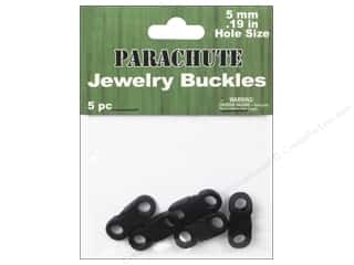 Cording $5 - $10: Pepperell Parachute Jewerly Buckles 5 pc