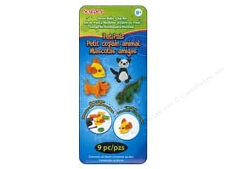 Clay & Modeling Projects & Kits: Sculpey Clay Kit Pet Pals Kit 9pc