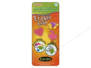 Clay & Modeling Projects & Kits: Sculpey Amazing Eraser Clay Eraser Maker Kit