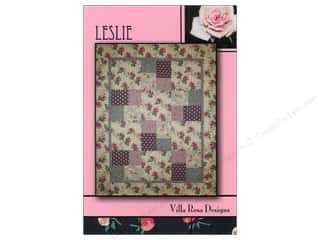 Villa Rosa Designs Clearance Patterns: Villa Rosa Designs Leslie Pattern