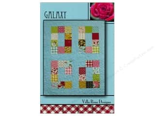 Brookshier Design Studio Charm Pack Patterns: Villa Rosa Designs Galaxy Pattern