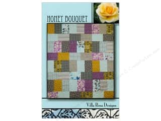 Villa Rosa Designs Layer Cake Patterns: Villa Rosa Designs Honey Bouquet Pattern