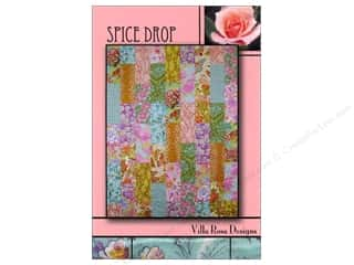 Villa Rosa Designs Jelly Roll Patterns: Villa Rosa Designs Spice Drop Pattern