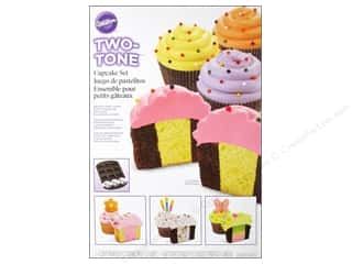 Wilton Two Tone Cupcake Set