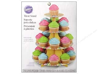 Chipboard Craft & Hobbies: Wilton Treat Stand Color Wheel 4 Tier