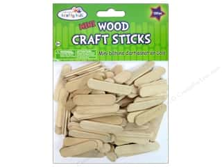 Heritage Crafts Crafts with Kids: Craft Medley Craft Sticks Mini 1 1/2 in. 120 pc.