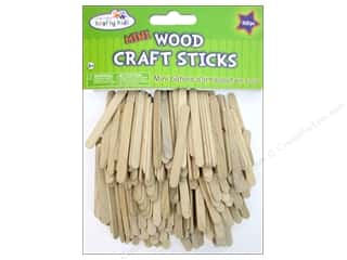 Children Wood: Craft Medley Craft Sticks 2 1/8 in. Mini 150 pc.