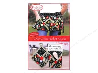 Vanilla House Quilting Patterns: Vanilla House Criss Cross Pocket Apron! Pattern
