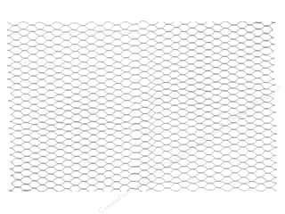 "Wirework $1 - $2: Paper Accents Wire Mesh 1/2"" 16""x 20"""