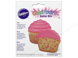 Wilton Batter Bits Colorburst Pink 1.5oz