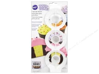 Tools inches: Wilton Two Tone Cupcake Insert