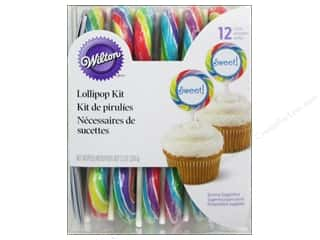 Holiday Sale Wilton Kit: Wilton Lollipop Pick Kit Color