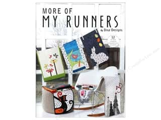Kitchen Books: DisaDesigns More Of My Runners Book