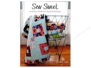 Sweet Jane Quilting Designs: Swirly Girls Design Sew Sweet Book