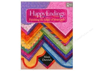 Weekly Specials Fairfield Quilter's 80/20 Batting: Happy Endings Reissued Edition Book
