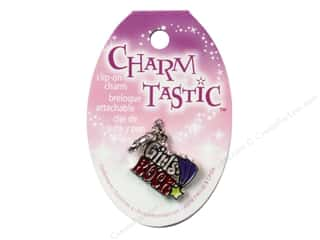 Janlynn Charmtastic Charm Girls Rock (3 piece)