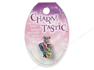 Janlynn Charmtastic Charm Girl Power (3 piece)