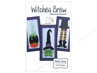 Witches Brew Skinny Pattern