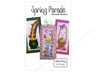 Quilting Patterns: Spring Parade Skinny Pattern