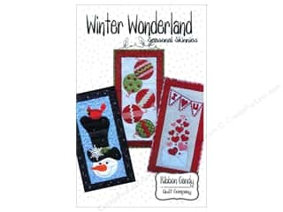 Winter Wonderland Pattern: Winter Wonderland Skinny Pattern