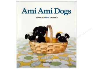 Harper Collins Needlework Books: Harper Collins Ami Ami Dogs Book by Mitsuki Hoshi