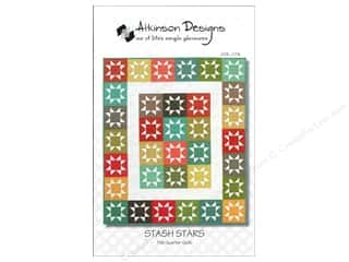 Stars Patterns: Atkinson Designs Patterns Stash Stars Pattern