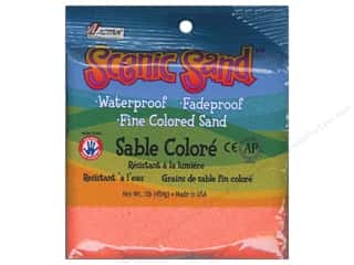 Scenics Crafts with Kids: Activa Scenic Sand 1 lb. Pink