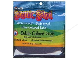 Scenics Kids Crafts: Activa Scenic Sand 1 lb. Purple