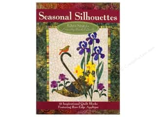 Seasonal Silhouettes Book