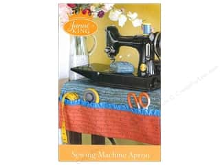 Sewing Machines: Janae King Designs The Sewing Machine Apron Pattern