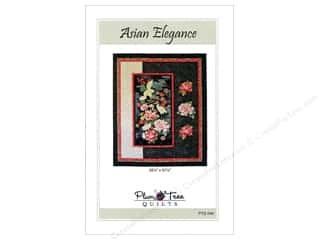 Asian Elegance Pattern by Plum Tree Quilts