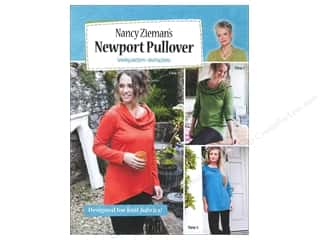 David & Charles: Nancy Zieman's Newport Pullover Pattern