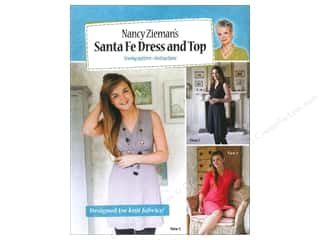 David & Charles Nancy Zieman's Patterns: Nancy Zieman's Santa Fe Dress and Top Pattern
