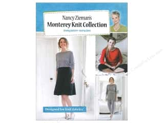 David & Charles Nancy Zieman's Patterns: Nancy Zieman's Monterey Knit Collection Pattern