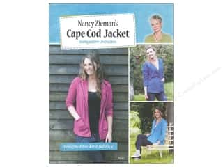 David & Charles Nancy Zieman's Patterns: Nancy Zieman's Cape Cod Jacket Pattern