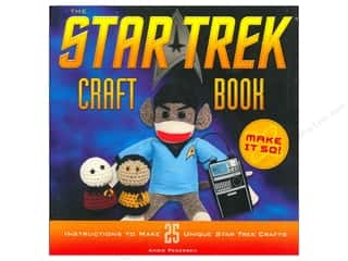 Books Books & Patterns: Gallery The Star Trek Craft Book Book