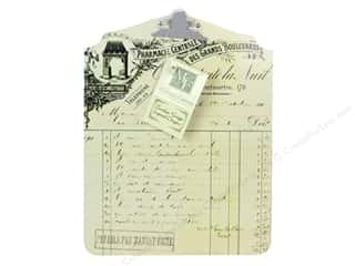 Melissa Frances Decor Clipboard Pharmacy Script