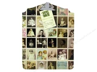 Bulletin Boards Craft Home Decor: Melissa Frances Decor Clipboard Old Photos