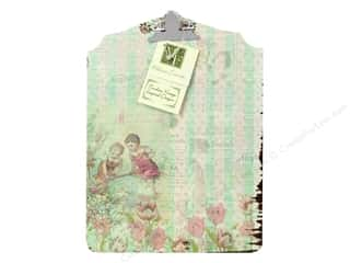 Children Clearance: Melissa Frances Decor Clipboard Children & Flowers