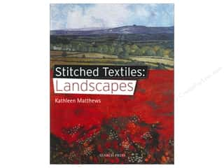 Stitched Textiles Landscapes Book