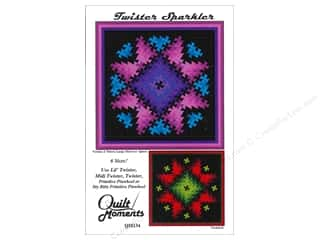 Clearance Blumenthal Favorite Findings $5 - $6: Quilt Moments Twister Sparkler Pattern