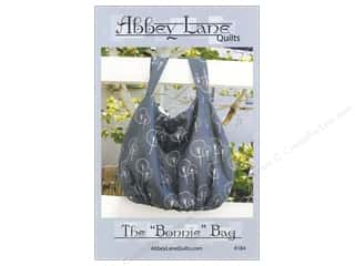 Tote Bags / Purses Patterns: Abbey Lane Quilts The Bonnie Bag Pattern