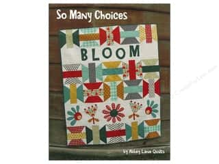 Abbey Lane Quilts So Many Choices Book
