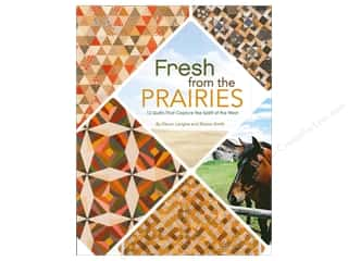 Prairie Sky Quilting Clearance Patterns: Fresh From The Prairies Book by Kansas City Star