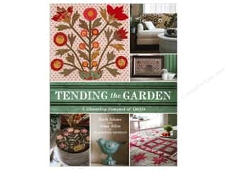 Fabric Stars: Tending The Garden Book by Kansas City Star