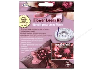 Dritz Notions Yarn & Needlework: Dritz Flower Loom Kit