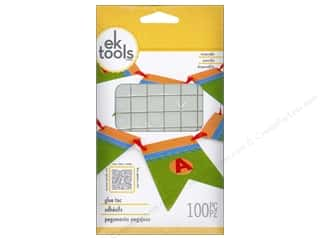 Paper Pieces Glue and Adhesives: EK Adhesive Glue Tac Pad Repositionable 100pc
